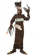 Adult Spooky Tree Costume