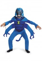 Boys Ben 10 Spider Monkey Costume