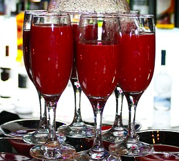 bloody cocktail