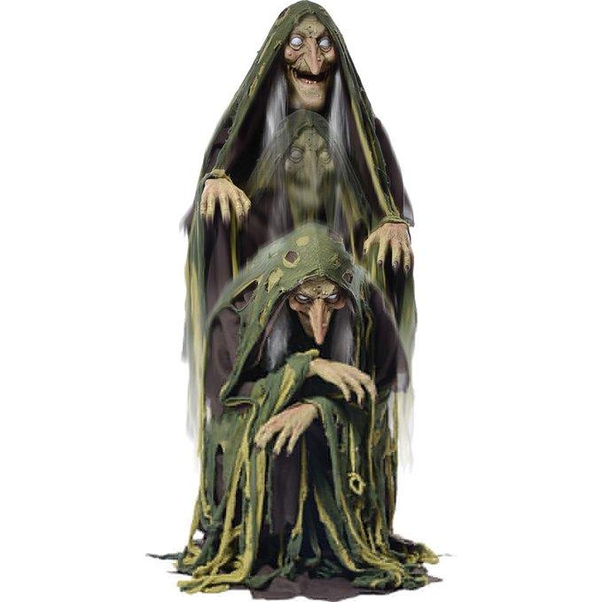 rising swamp hag