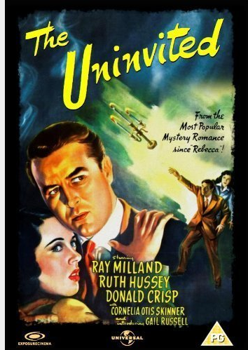 the unvited movie cover