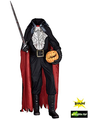 Animated Headless Horseman Prop