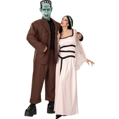 Herman Munster Mask & Adult Men Costume