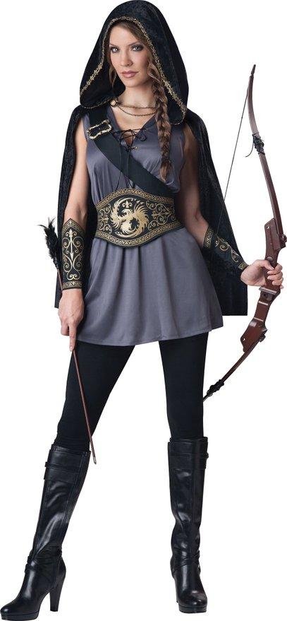 Womens Huntress Costume