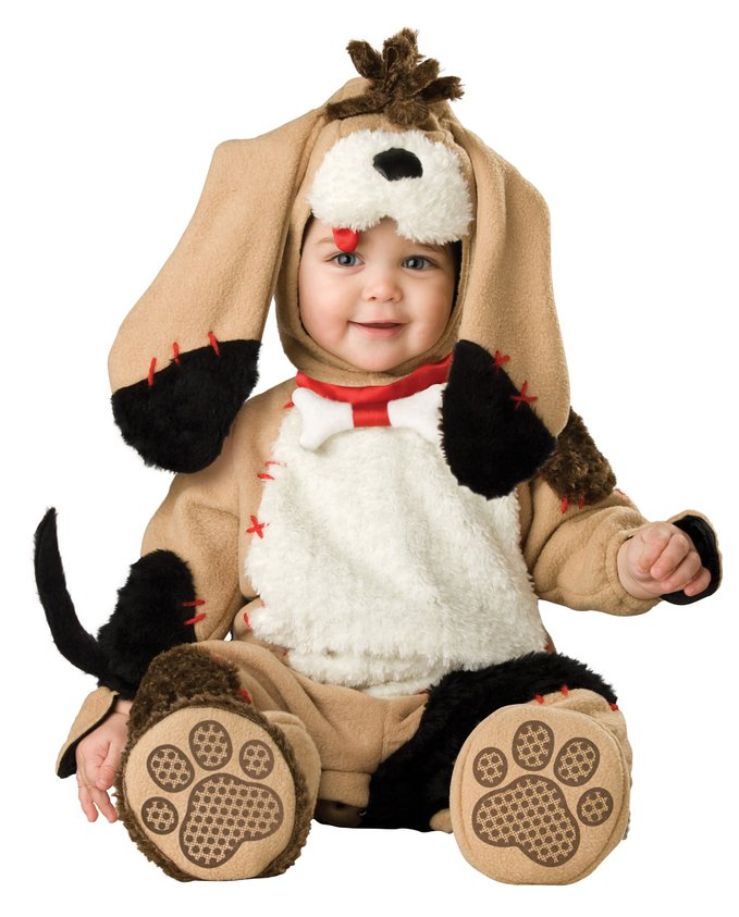 Adorable Infant Puppy Costume by InCharacter
