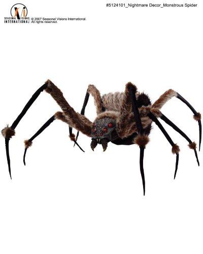 Spider Monstrous Posable Prop