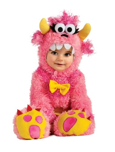 Noah's Ark Pinky Winky Monster Romper Costume by Rubies