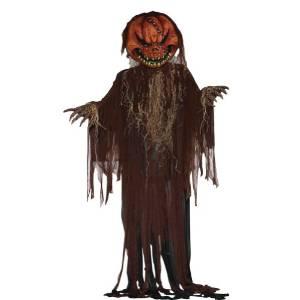 Scary Pumpkin Prop 12 Foot